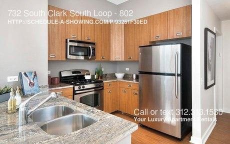 732 S Clark St, Chicago, IL 60605