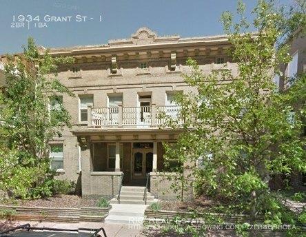 1934 N Grant St Denver, CO 80203