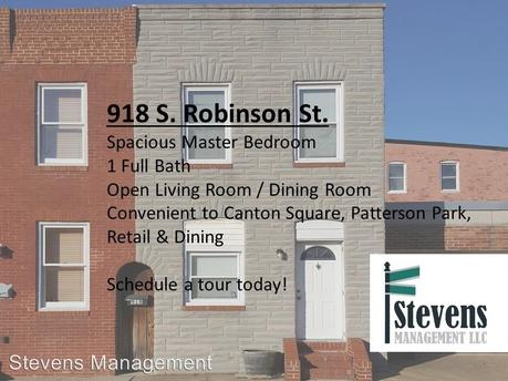 918 S Robinson St Baltimore, MD 21224