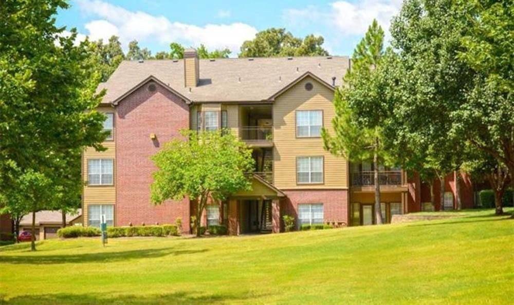 Countrywood Apartments Cordova Tn