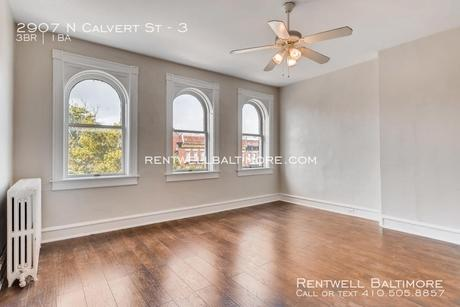 2907 N Calvert St, Baltimore, MD 21218