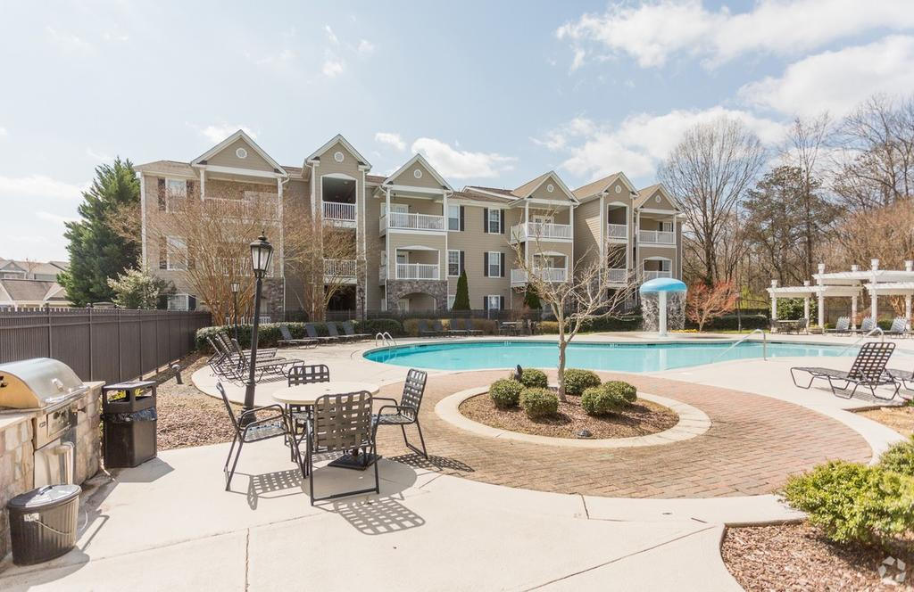 Garden Walk Chattanooga: The Reserve At Creekside