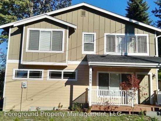 16466 109th Ave Se Single Family House For Rent Doorstepscom