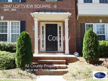 2847 Loftview Sq Atlanta, GA 30339