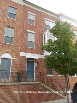 123 Albemarle St Baltimore, MD 21202