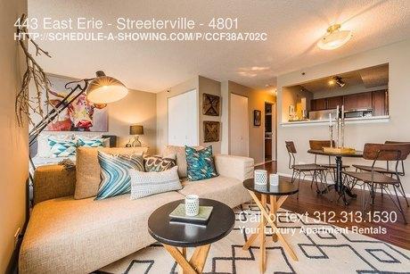 443 E Erie St, Chicago, IL 60611