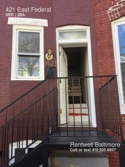 421 E Federal St Baltimore, MD 21202