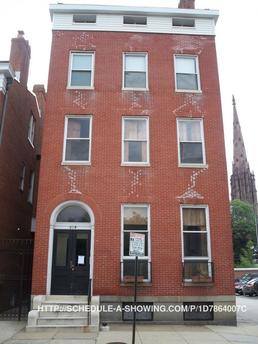 214 W Monument St Baltimore, MD 21201