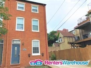 102 W Montgomery St, Baltimore, MD 21230