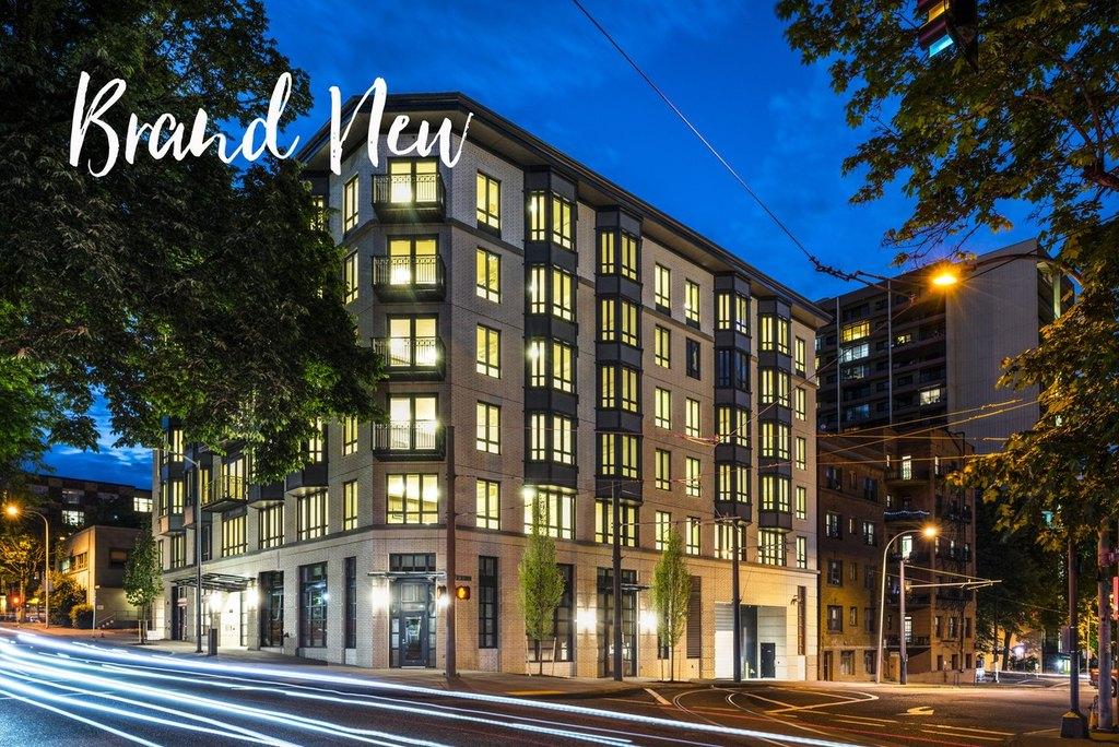 1115 SW Market St, Portland, OR 97201