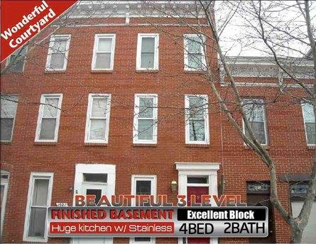 1509 S Hanover St, Baltimore, MD 21230