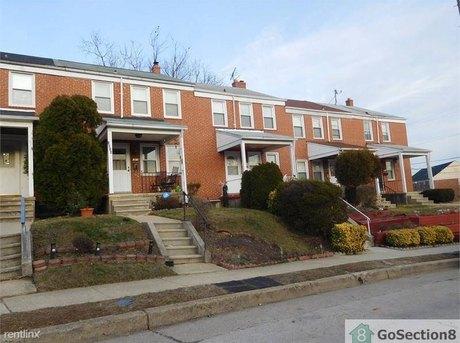 1722 Sherwood Ave Baltimore, MD 21239