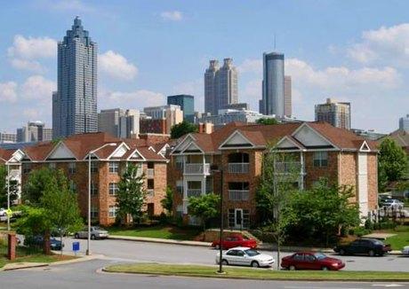 526 Nw Centennial Olympic Park Dr Atlanta, GA 30313