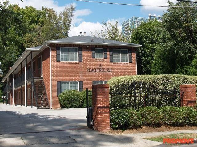 16 Peachtree Ave NE, Atlanta, GA 30305