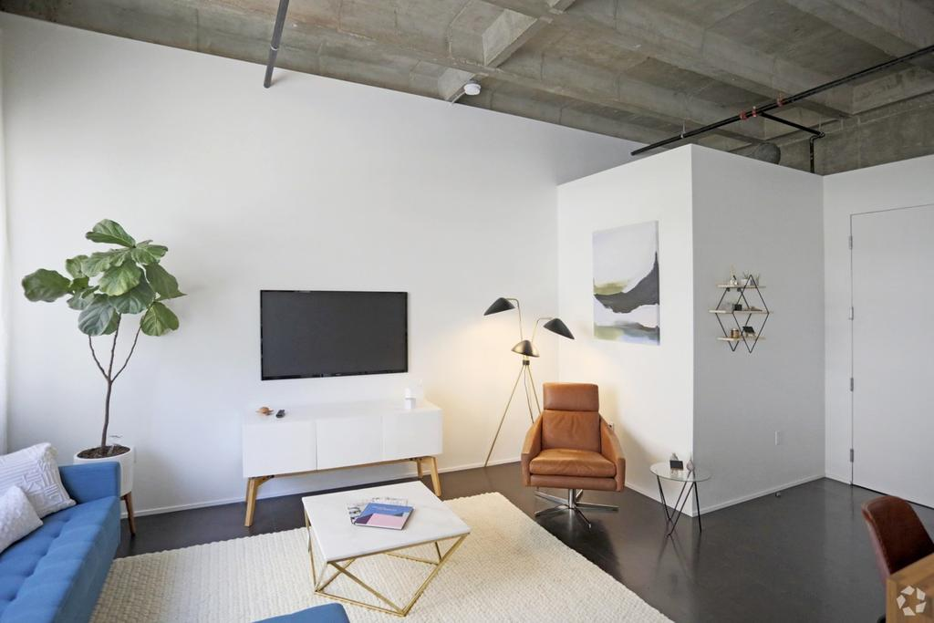 Morgan Lofts 3324 3330 Wilshire Blvd Apartment For Rent