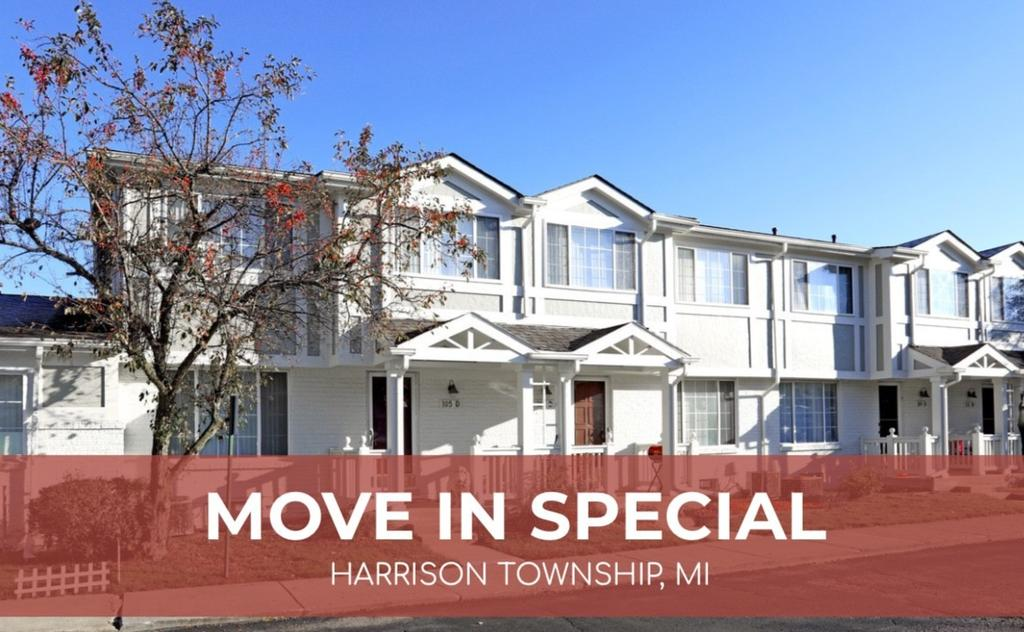 38001 Club House Ln, Harrison Township, MI 48045