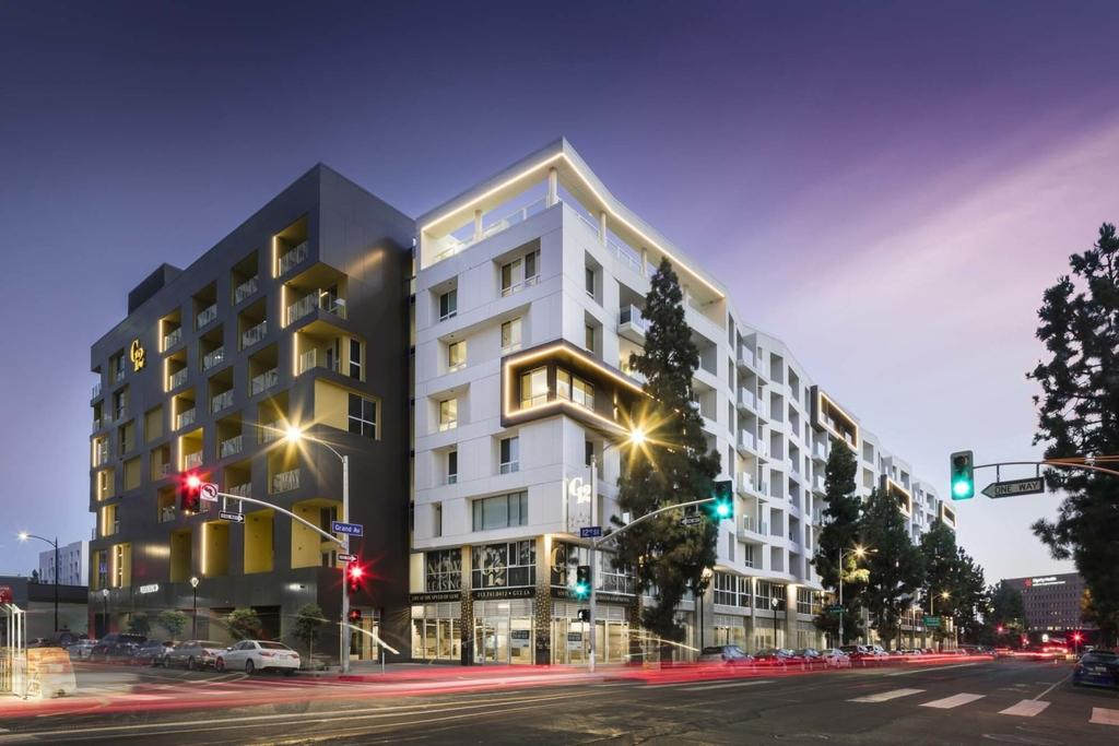G12 Apartments 1200 S Grand Ave Apartment For Rent