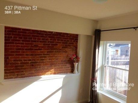 437 Pittman St Baltimore, MD 21202