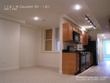 1121 N Calvert St Baltimore, MD 21202