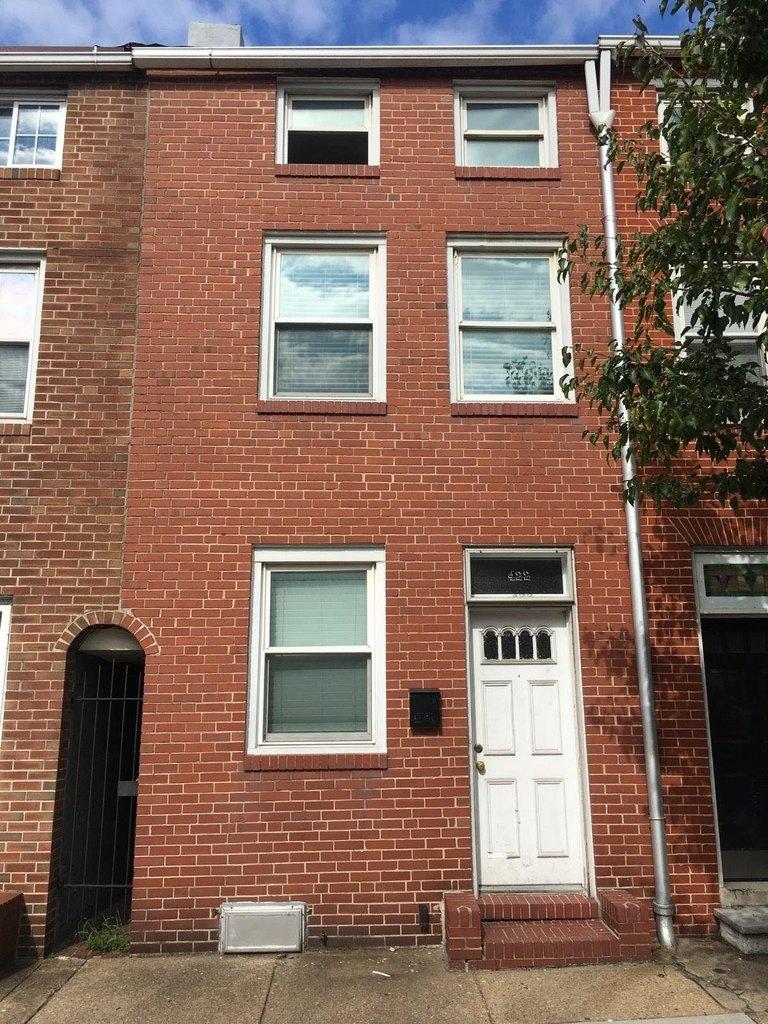 418 S Eden St, Baltimore, MD 21231