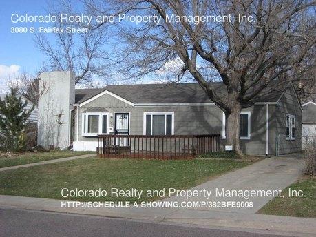 3080 S Fairfax St Denver, CO 80222