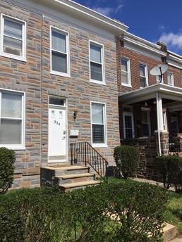 334 W 30th St Baltimore, MD 21211