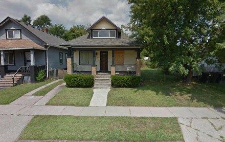 8758 Crocuslawn Ave, Detroit, MI 48204