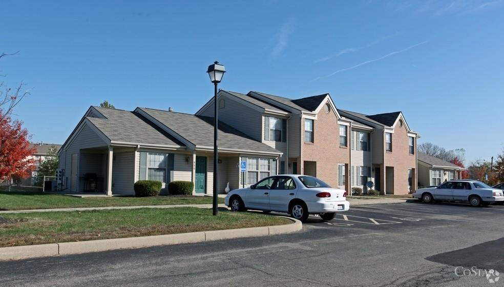 45424 Riverside Commons Apartments Exit 2581 Tidewater Dr Dayton Oh