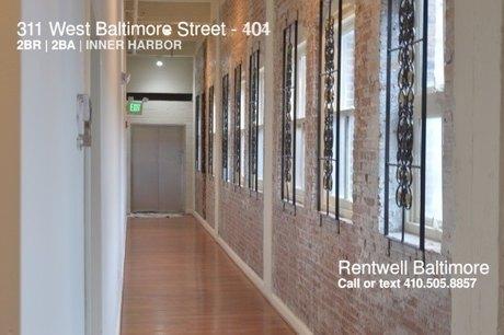 311 W Baltimore St, Baltimore, MD 21201