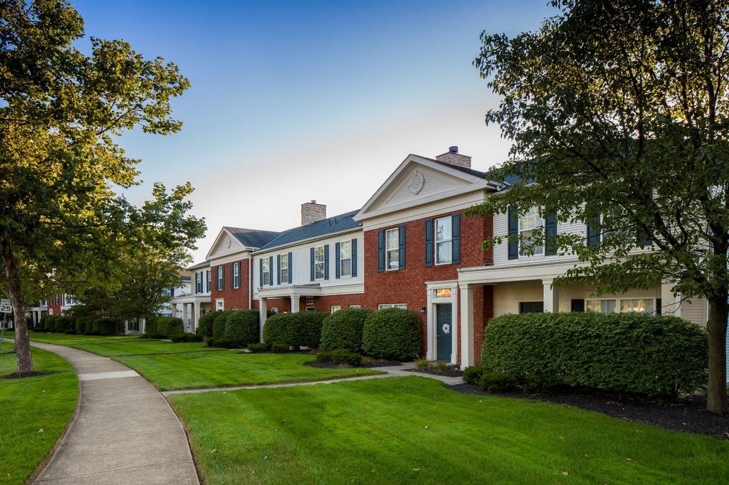 The woods at polaris parkway 865 glenmore way 2 bedroom apartments westerville ohio