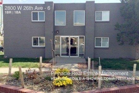 2800 W 26th Ave, Denver, CO 80211