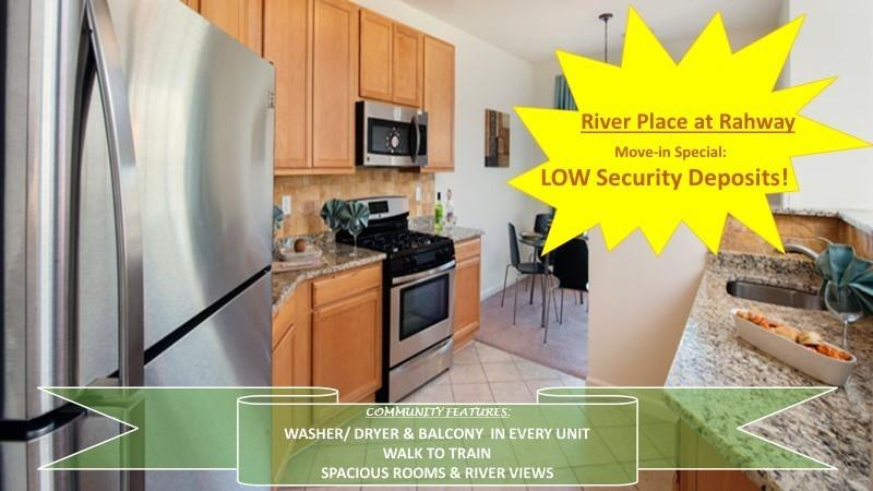 River Place At Rahway 190 Lewis St Apt 200 Apartment For Rent