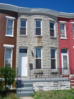 3224 Barclay St Baltimore, MD 21218