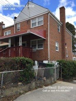 4300 Brehms Ln Baltimore, MD 21206