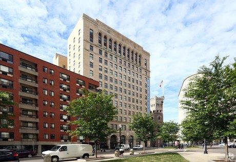 100 Arlington St, Boston, MA 02116
