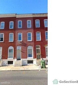 1022 N Gilmor St, Baltimore, MD 21217