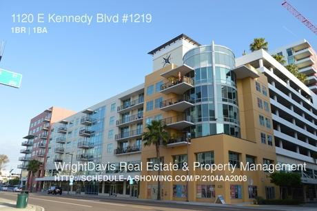 1120 E Kennedy Blvd Unit 1219 Tampa, FL 33602