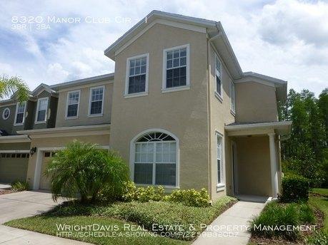 8320 Manor Club Cir Unit 1, Tampa, FL 33647