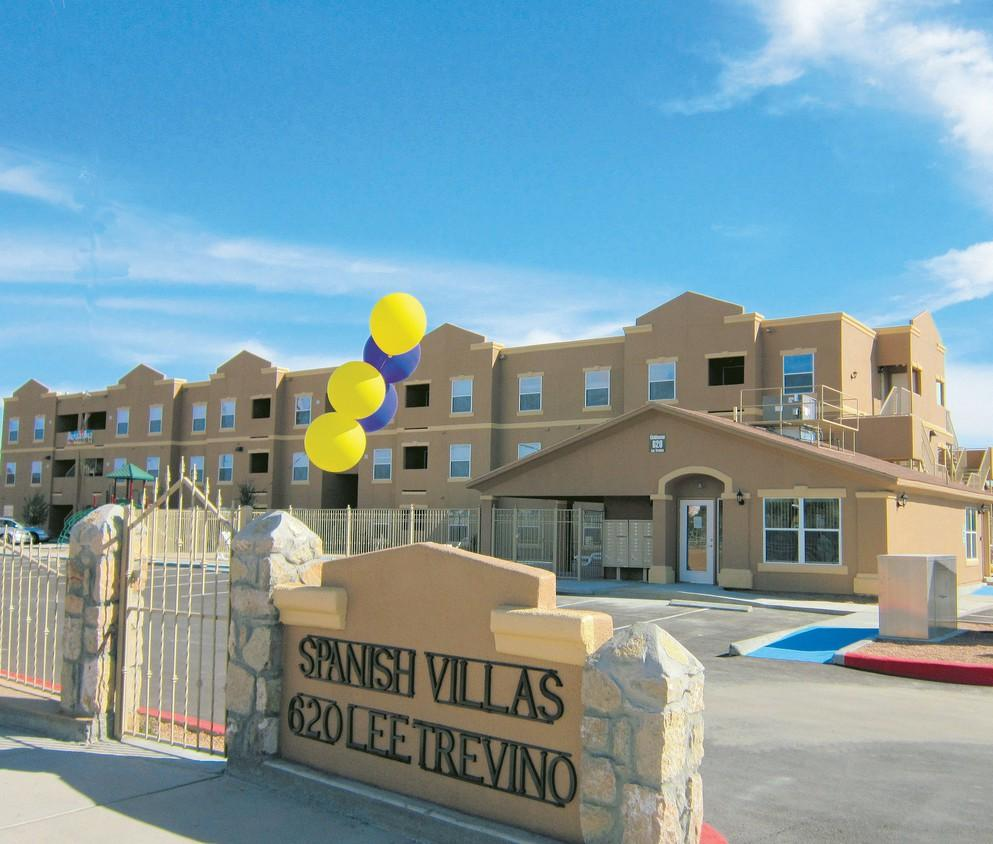 620 N Lee Trevino Dr, El Paso, TX 79907