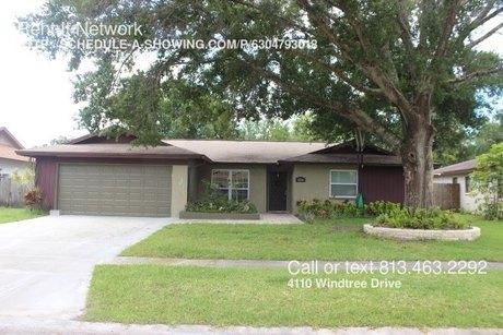 4110 Windtree Dr, Tampa, FL 33624