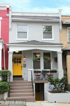 521 Harvard St NW, Washington, DC 20001