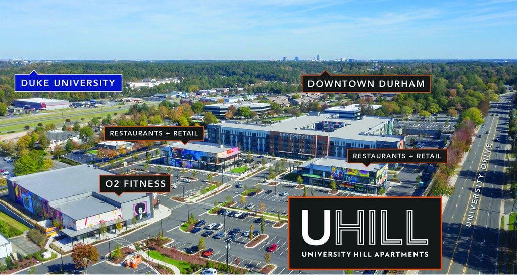 3806 University Dr, Durham, NC 27707