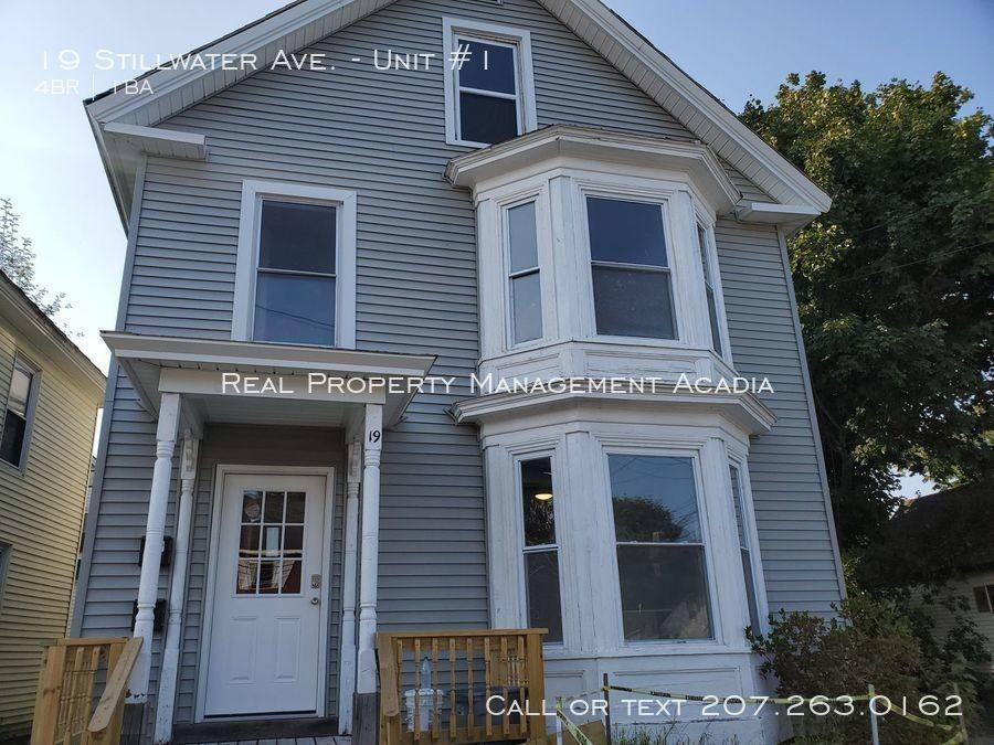 19 Stillwater Ave Unit 1, Old Town, ME 04468